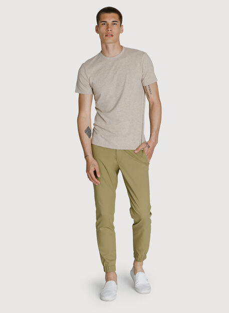 Navigator Stretch Jogger 3.0, Olive Moss | Kit and Ace