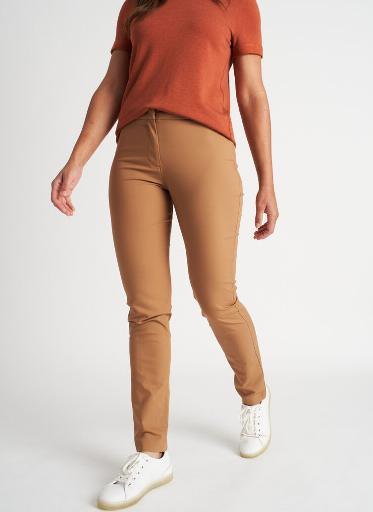 Modern Pants | Navigator Collection, Toffee | Kit and Ace