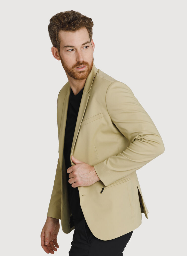 Navigator Stretch Blazer 2.0, Sahara | Kit and Ace
