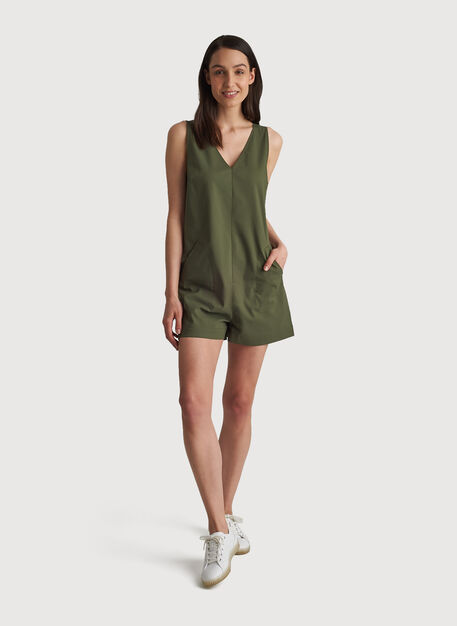 Navigator Move Romper, Field | Kit and Ace