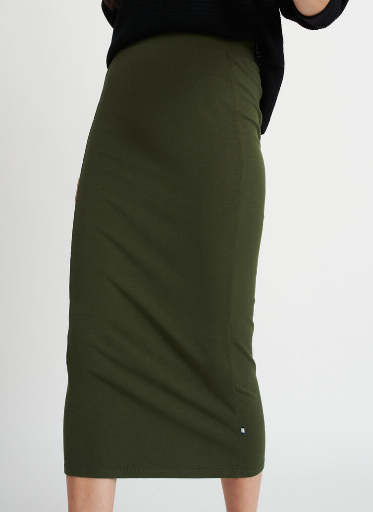 Happy Skirt, Grove Green | Kit and Ace