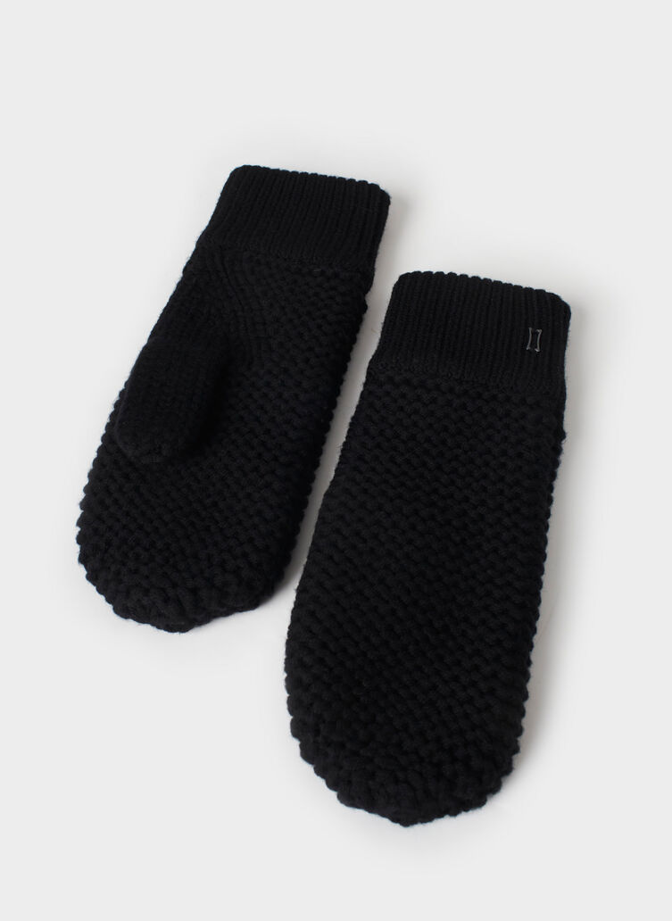 Smitten Mittens, Black | Kit and Ace