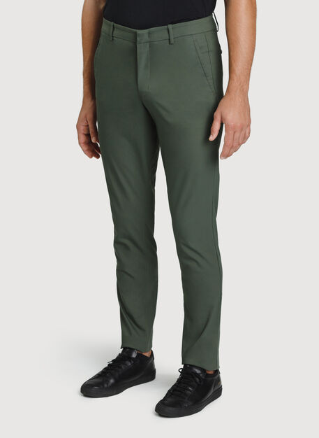 Navigator Commute Pant Slim Fit, Ivy | Kit and Ace