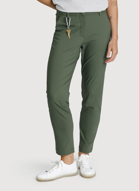 Navigator Ride Ankle Pant Slim Fit, Field | Kit and Ace