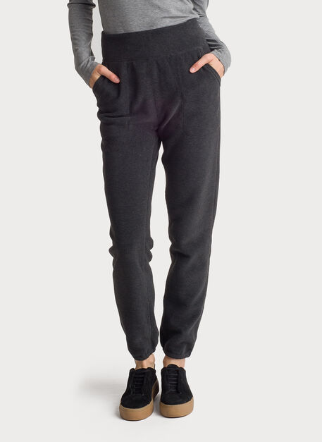 Chillout Fleece Pant, GROUSE GREY | Kit and Ace