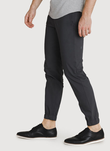 Navigator Stretch Jogger 3.0, Charcoal | Kit and Ace