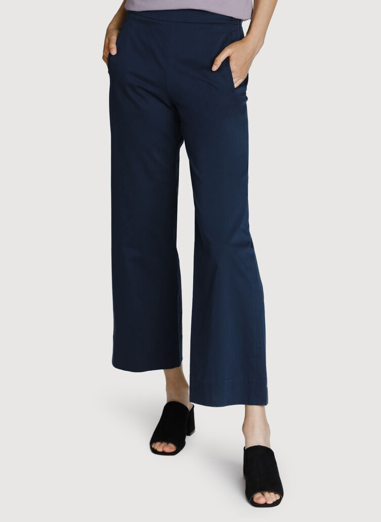 Buoy-O-Boy Trousers, Dark Navy | Kit and Ace