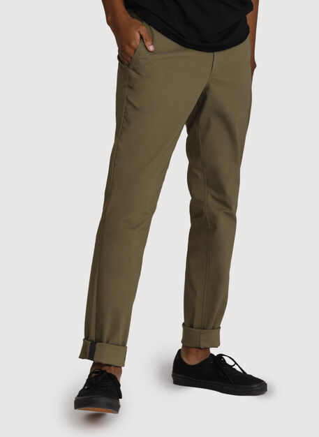Navigator Stretch Trouser 2.0, ARMY | Kit and Ace
