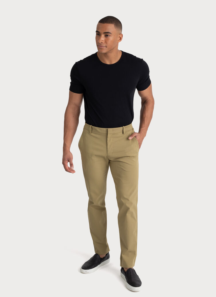 Navigator Stretch Trouser 2.0, Olive Moss | Kit and Ace