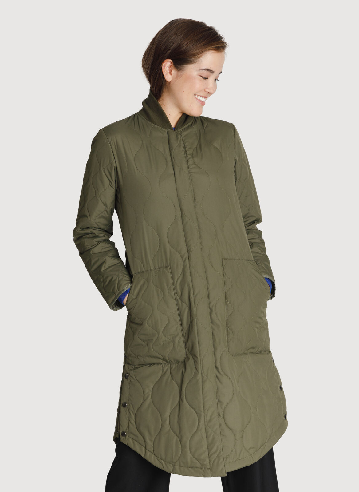 3444031d Kit Quilted Jacket *Lightweight