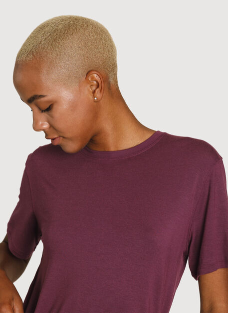 Seaside Tee, Potent Purple | Kit and Ace