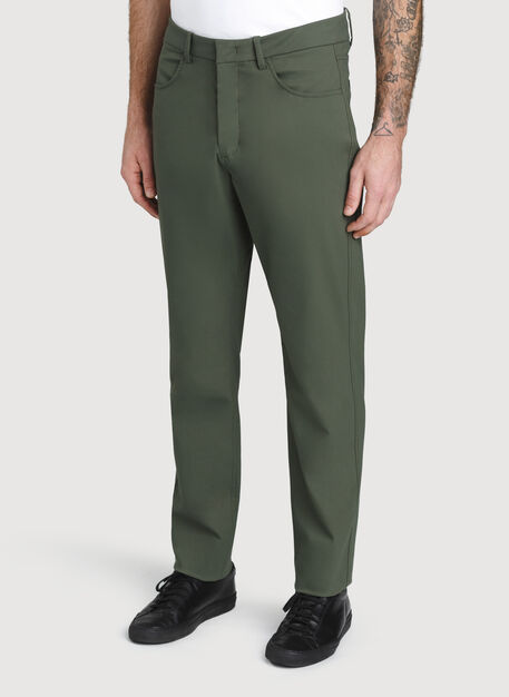 Navigator 5 Pocket Commute Pant, Ivy | Kit and Ace