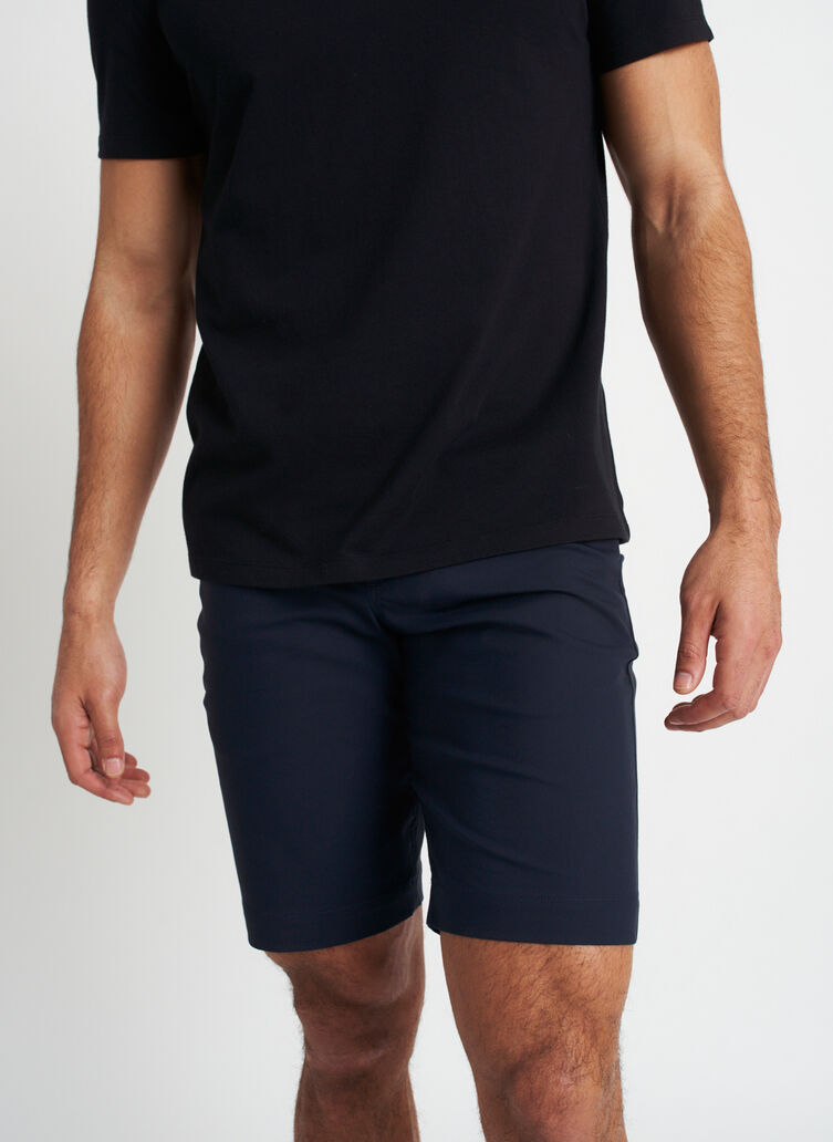 Full Potential Shorts 10 Inches | Navigator Collection, Dark Navy | Kit and Ace