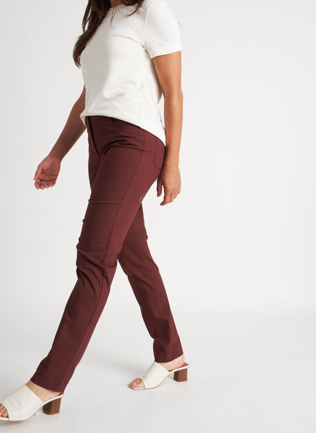 Journey Pants | Navigator Collection, Cherrywood | Kit and Ace