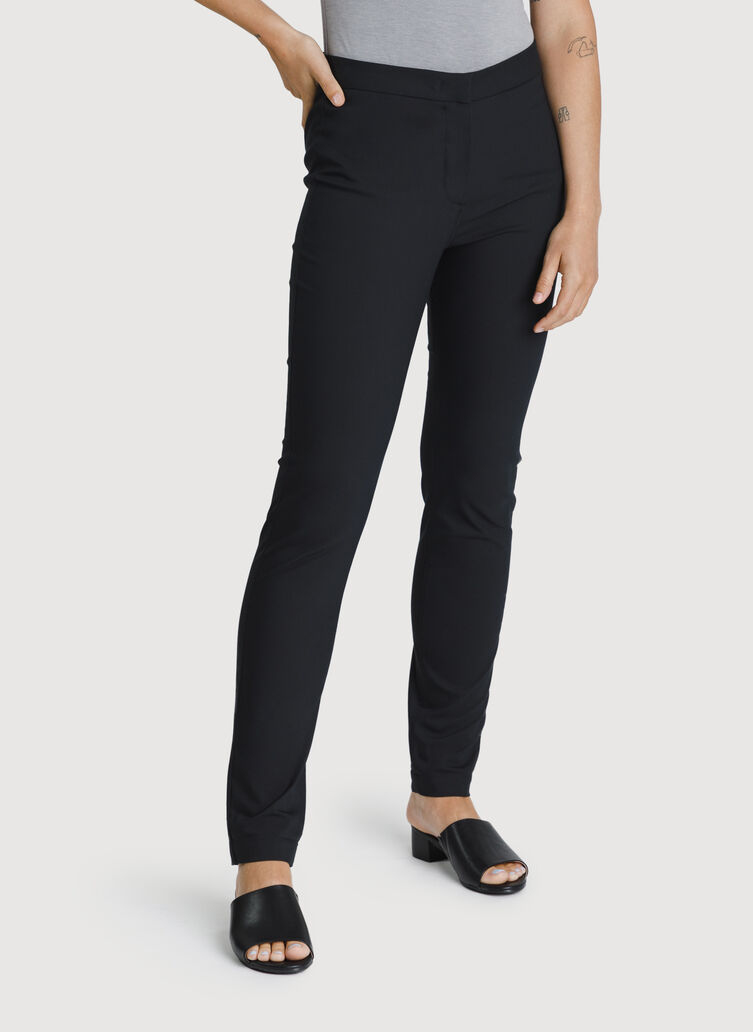 Navigator Ride Pant Skinny Fit, BLACK | Kit and Ace