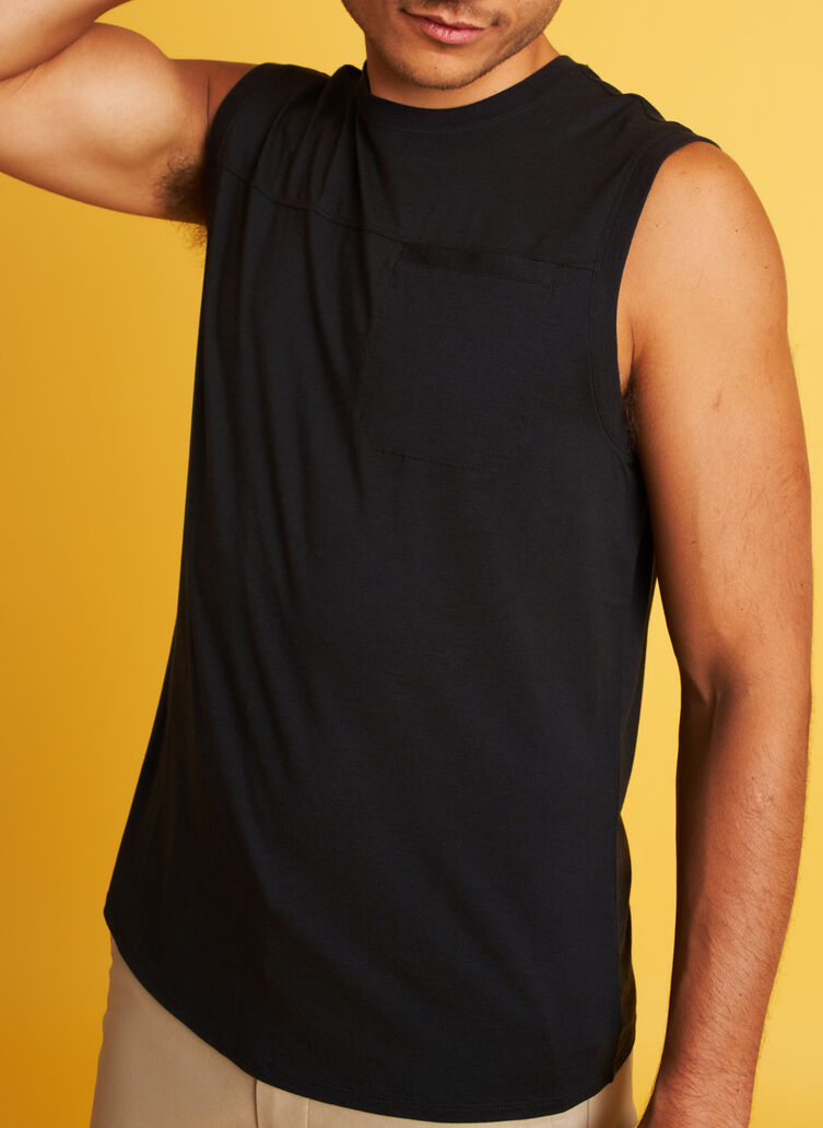 Ace Pocket Tank, Black | Kit and Ace