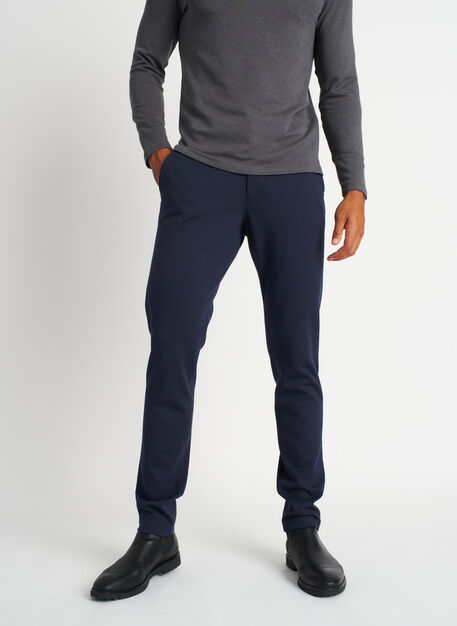 The Comfort Pants, Dark Navy | Kit and Ace