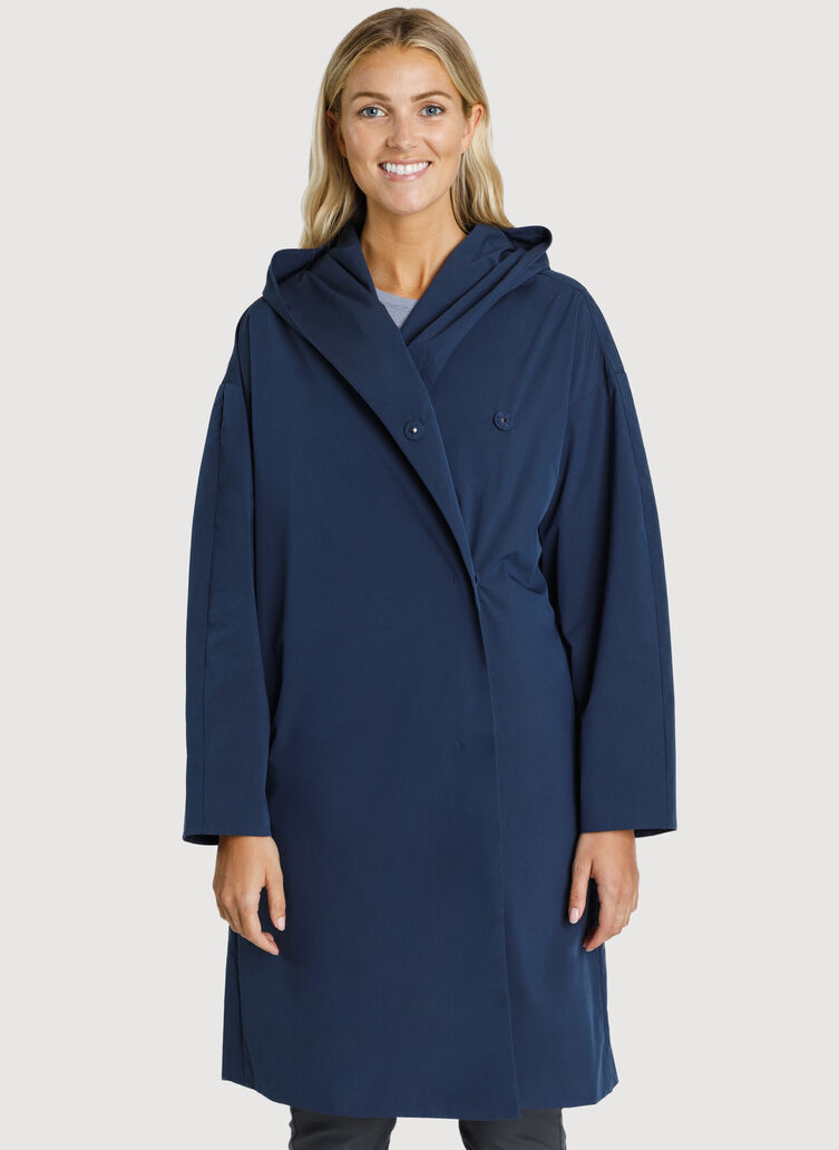 Feather Light Hooded Jacket, Tidal   Kit and Ace