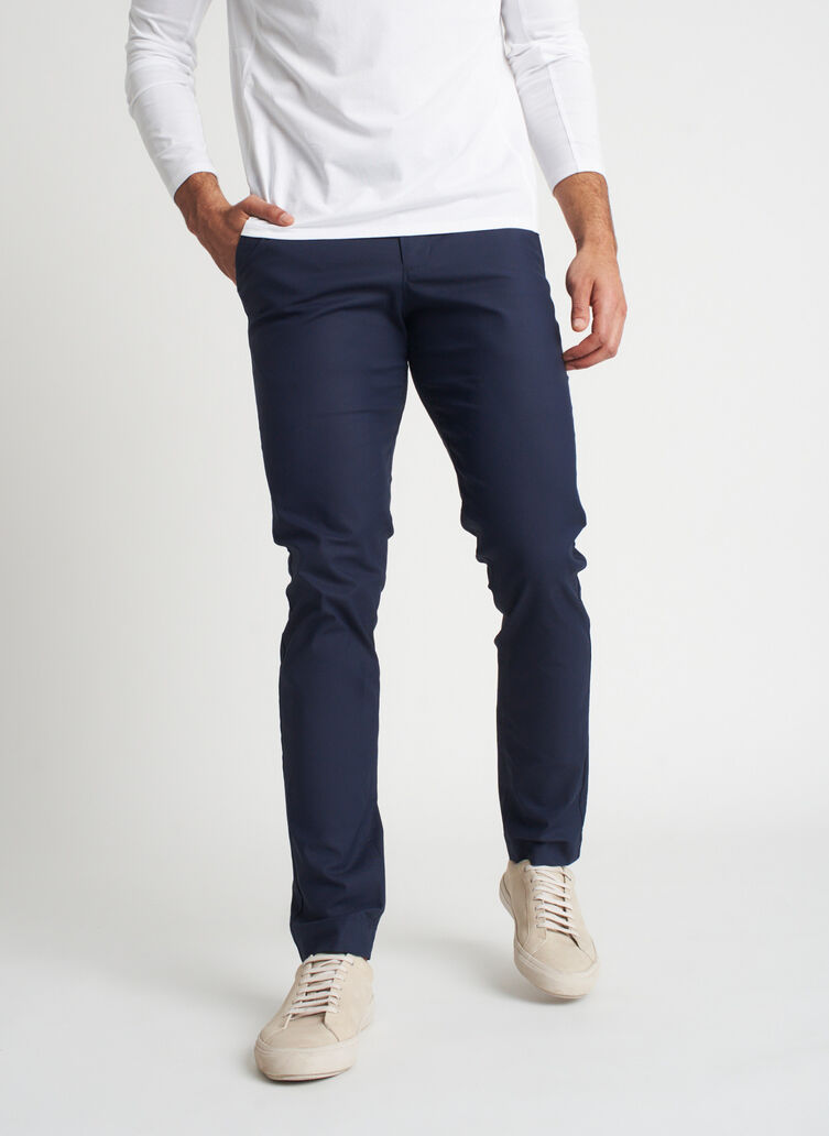 Full Potential Pants, Dark Navy | Kit and Ace