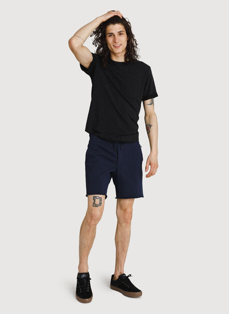 Coasting Short, HTHR Deep Navy | Kit and Ace