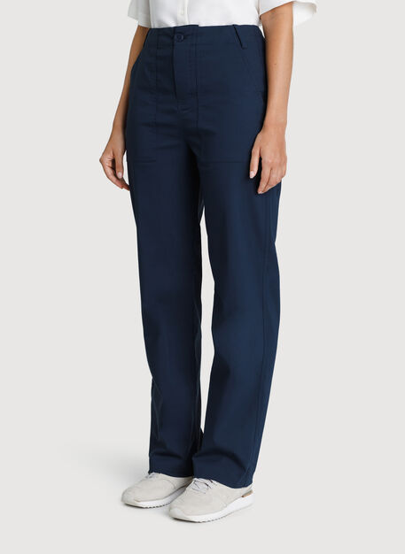 Navigator Cargo Trouser, DK Navy | Kit and Ace