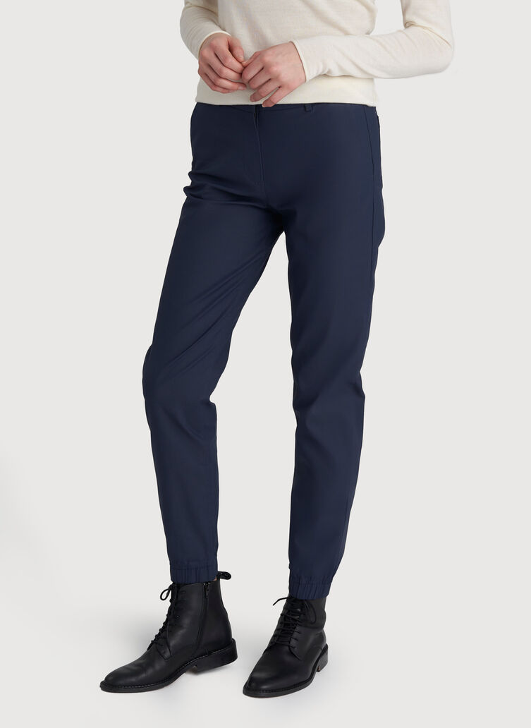 Workday Joggers, Dark Navy | Kit and Ace