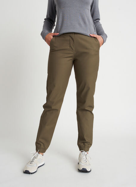 Workday Joggers, Sage   Kit and Ace