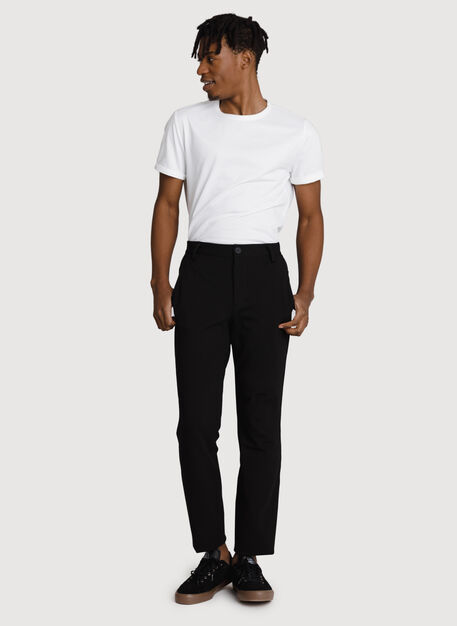 Bidwell Pant 2.0, BLACK | Kit and Ace