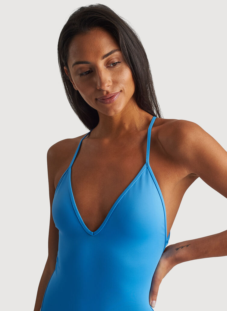 Tie Back Swim One Piece,  | Kit and Ace