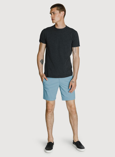 Navigator Stretch Short 2.0, Smoke Blue | Kit and Ace