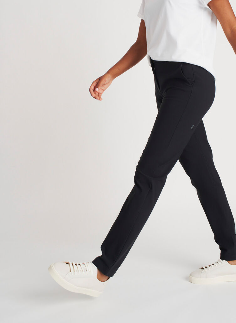Cycle Pants, Black | Kit and Ace