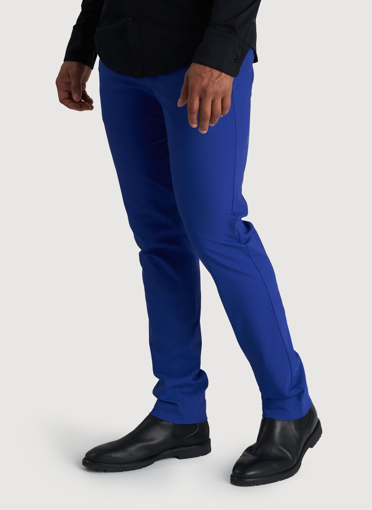 Commute Pant Slim Fit, KITS Blue | Kit and Ace