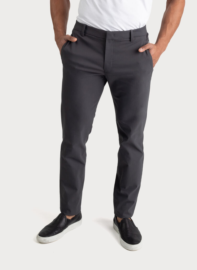 Navigator Stretch Trouser 2.0, Charcoal | Kit and Ace