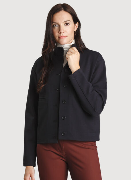 Mulberry Jacket, Black | Kit and Ace