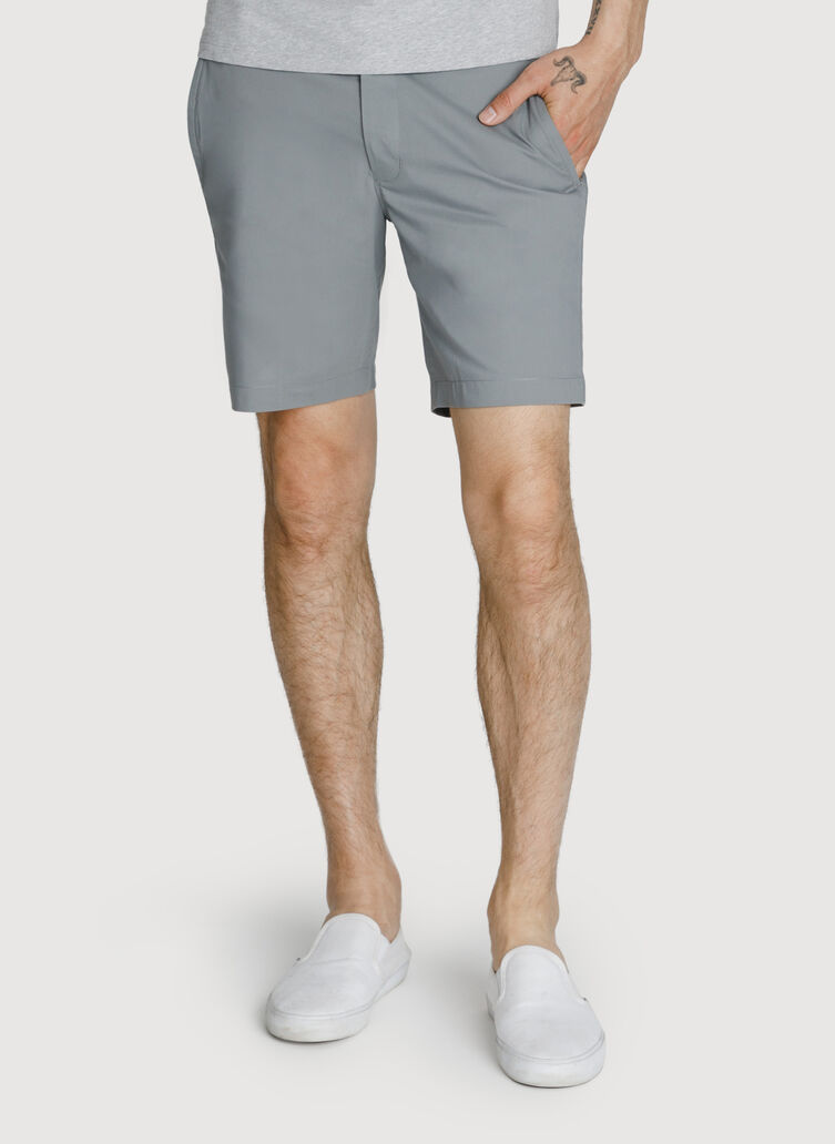 Navigator Stretch Short 2.0, Steel Grey | Kit and Ace
