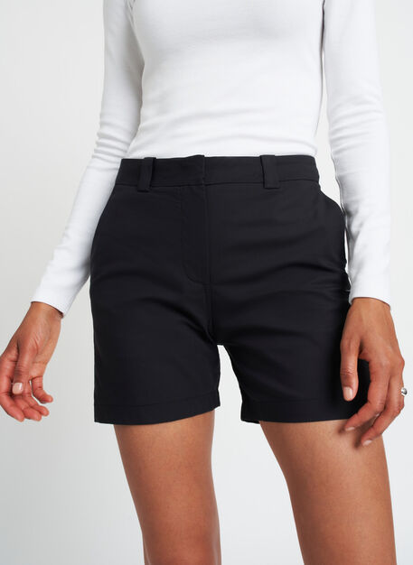 A to B Shorts, Black | Kit and Ace