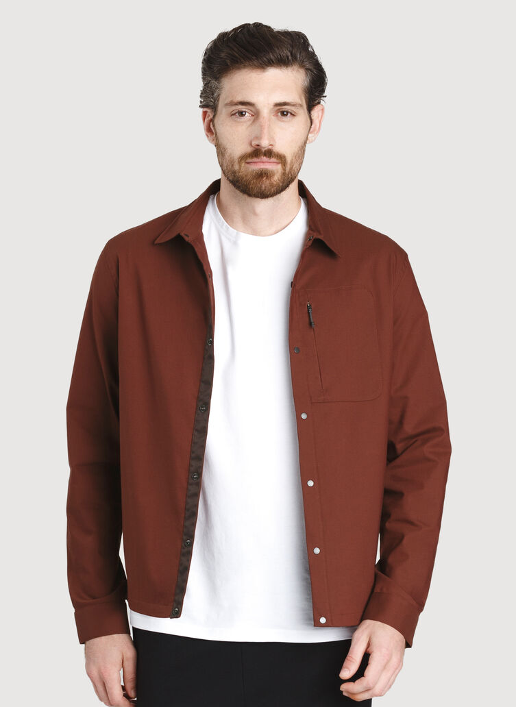 Navigator Excursion Jacket, Cherrywood | Kit and Ace