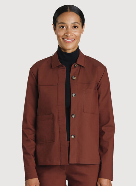 Navigator Ride Jacket, Cherrywood | Kit and Ace