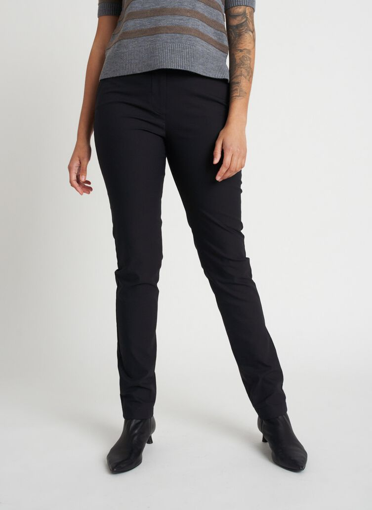 New Heights Pants | Navigator Collection, Black | Kit and Ace