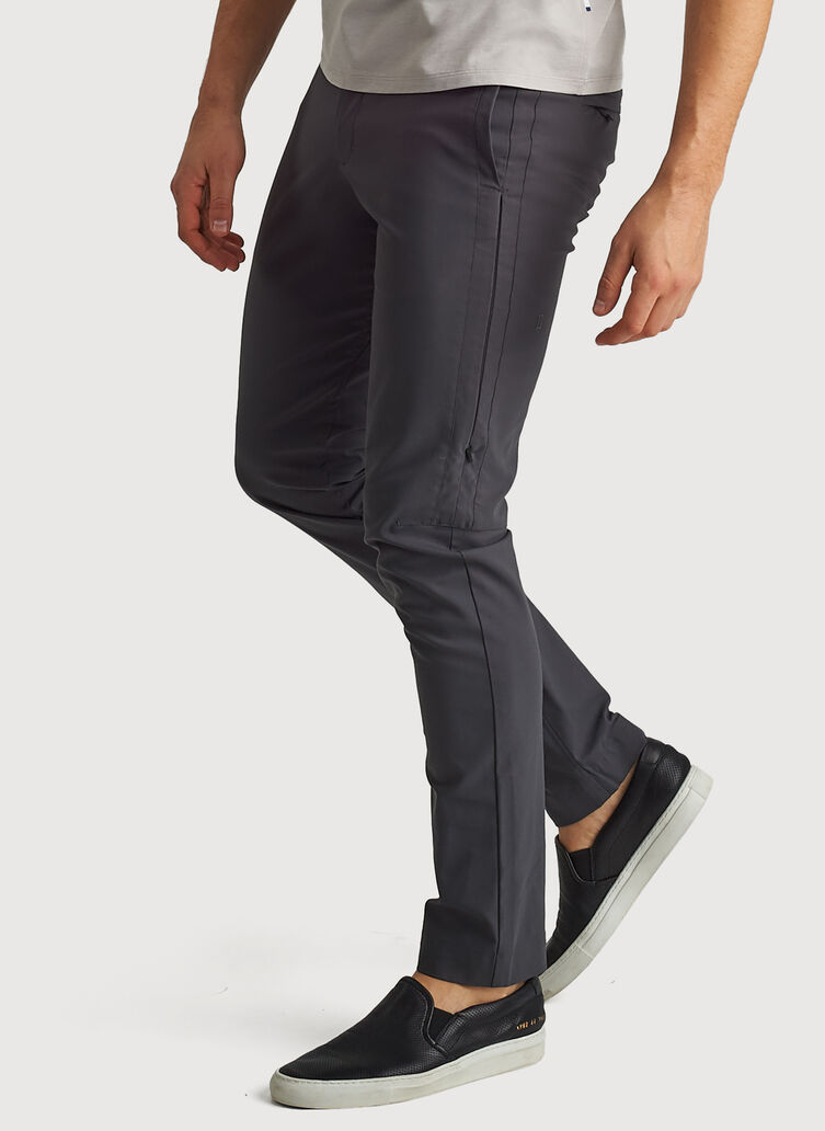 Tech Vent Pants | Navigator Collection, Charcoal | Kit and Ace