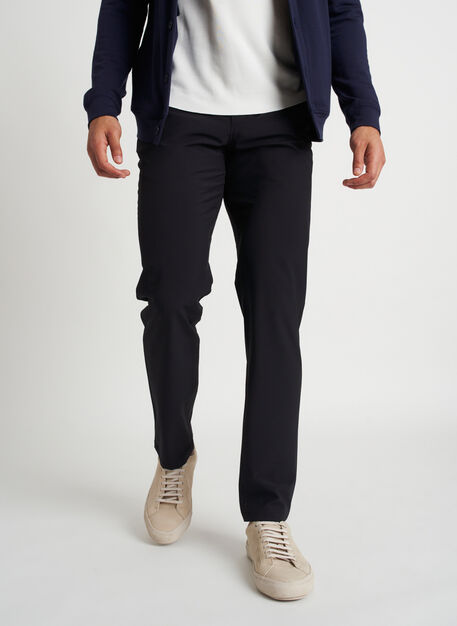 Travel Lightly Pants, Black | Kit and Ace