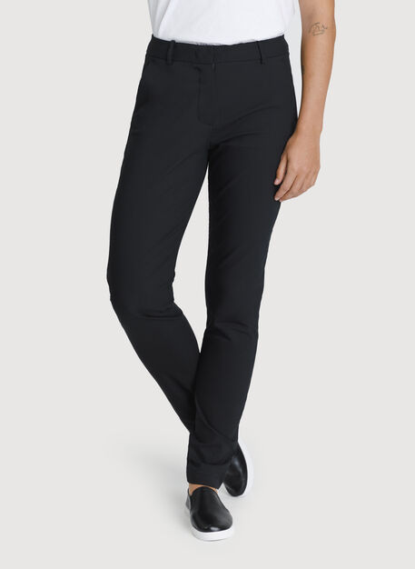 Navigator Ride Pant Slim Fit, BLACK | Kit and Ace