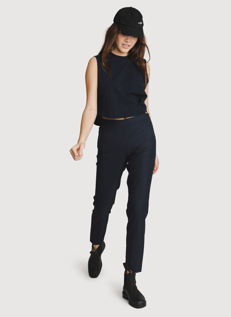 Go To Trousers 2.0, Dark Navy | Kit and Ace