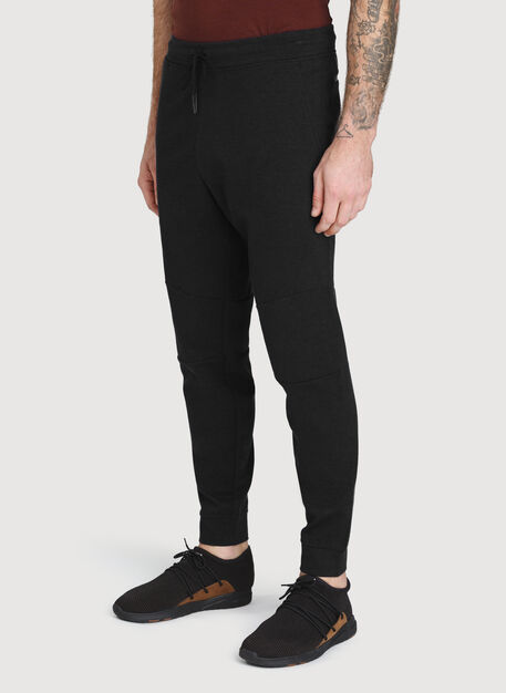 Comfort Jogger, Deep Black | Kit and Ace