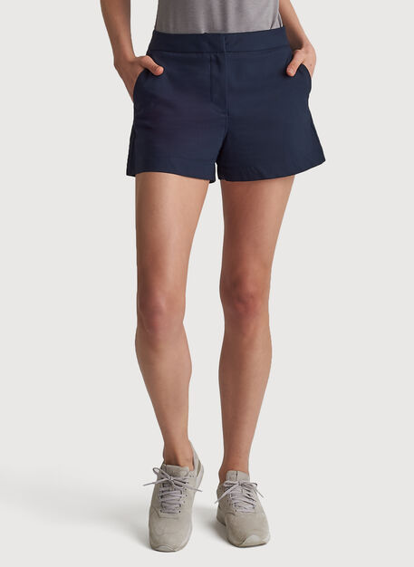 Navigator Ride Relaxed Short, DK Navy | Kit and Ace