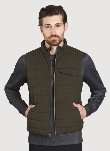 Gear Up Vest, Cedar | Kit and Ace