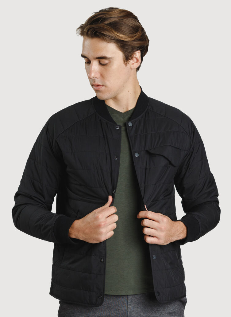 Gear Up Jacket, BLACK | Kit and Ace