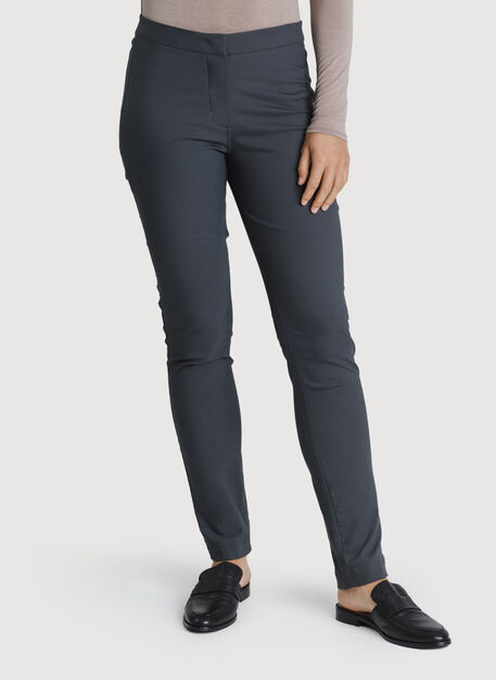 Navigator Ride Pants Skinny Fit, Charcoal | Kit and Ace