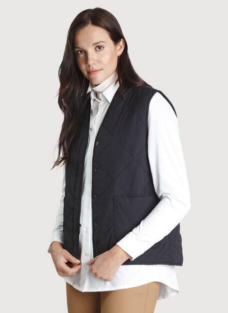 Cruising Vest, BLACK | Kit and Ace
