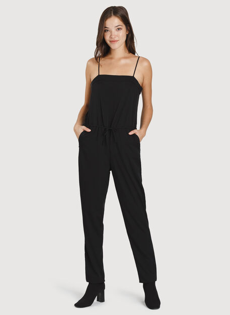 City Silk Onesie, BLACK | Kit and Ace